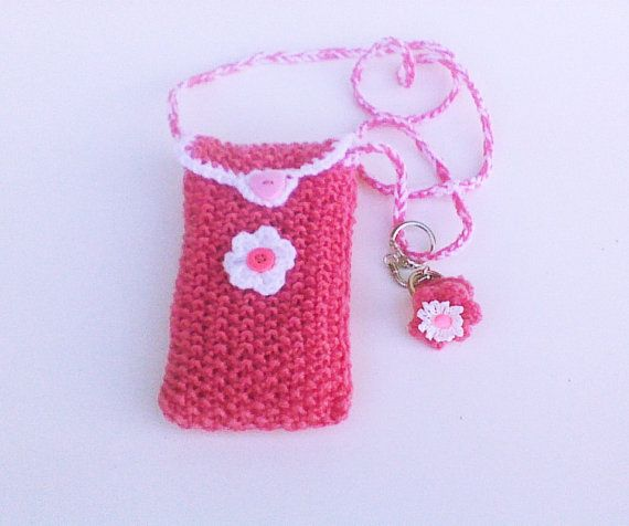 Hey, I found this really awesome Etsy listing at https://www.etsy.com/listing/197883767/pink-knit-little-girl-messenger-bag-cute