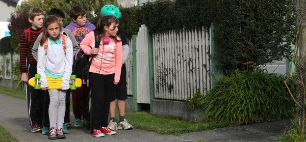 Pam Hook writes about how the safe road system is used as a context for active citizenship in the NZ Transport Agency's road safety education resources. With their 'strengths-based' approach to road safety education, these curriculum resources engage young people in thinking and acting together to find and manage opportunities and challenges for roads and road users in their local communities. This paper summarises the thinking behind design for pedagogy that matters.