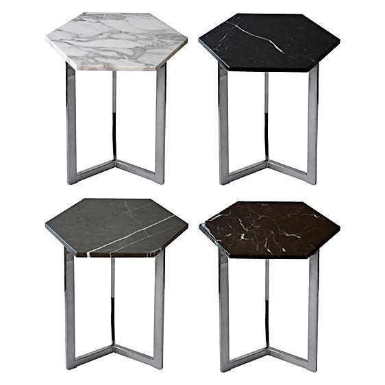 Eco Chic Palermo Side Table