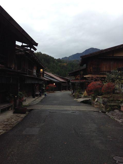 Gifu part two: Tsumagoshuku | CandyflossOverkill
