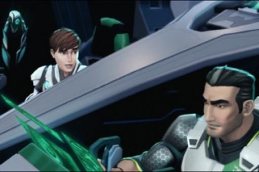 Max Steel Episode 14 Elements of Surprise: Part Two | Watch cartoons online, Watch anime online, English dub anime