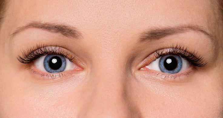 Как увеличить глаза с помощью гимнастики для лица