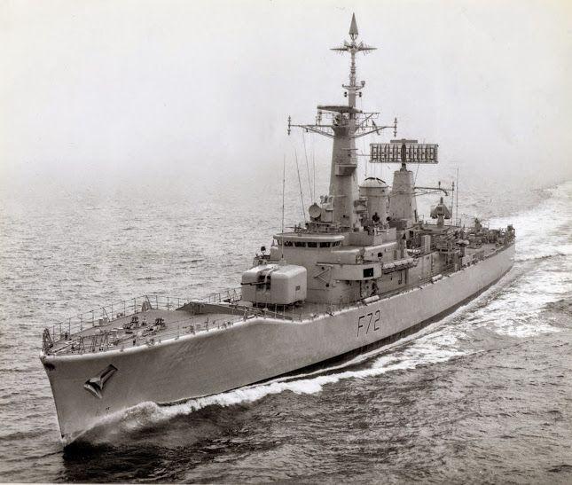 zainisaari: HMS Ariadne was a Leander-class frigate of the Royal Navy.