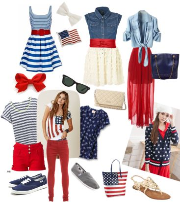 4th of july outfits « randomobsessionsofmine