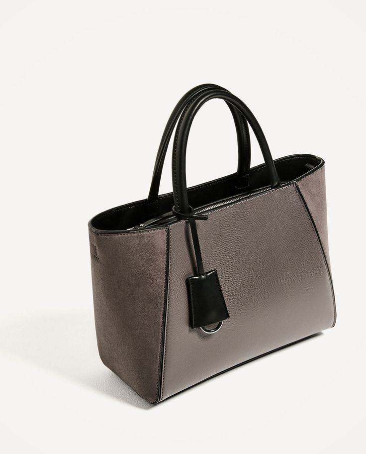 TOTE BAG-View all-BAGS-WOMAN | ZARA Canada