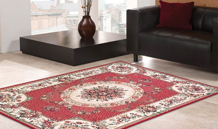 tappeto disegno classico aubusson