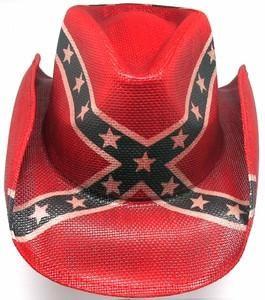 Rebel Nation Rebel Cowboy Hat For Sale $24.95