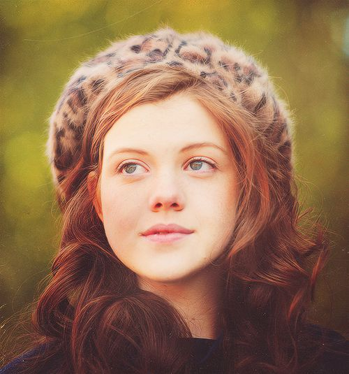 (Georgie Henley - she looks beautiful here!) I'm thinking a character named beth. I never much cared for the name exactly, but this picture makes me excited to write a character with just such a name. :)