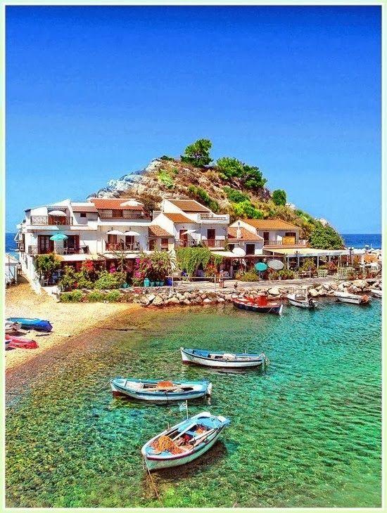 Samos Grécia