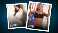Michelle Dropped The Ice Cream Habit And Built A Fit Body! - Bodybuilding.com