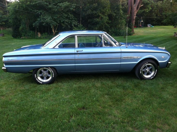 1963 1 2 Ford Falcon Futura Maintenance Restoration Of Old Vintage Vehicles The Material For New Cogs Casters Gears Pads Could Be Cast Polyamide Whic Toda Ford Falcon Ford Classic Cars Classic Cars