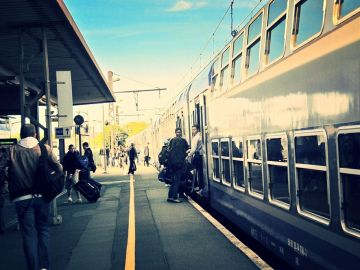 13 reasons you need to see Europe by train