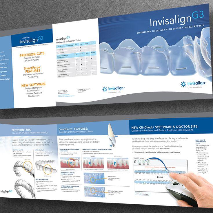 Best Dental Brochure Images On   Brochures Dental