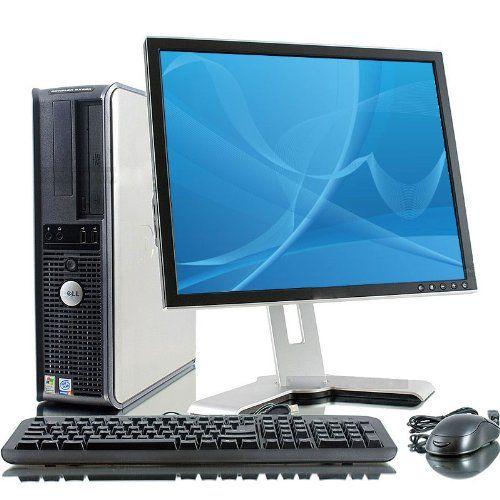 "Dell Optiplex GX620 Intel Pentium 4 2800 MHz 40Gig Serial ATA HDD 1024mb DDR2 Memory DVD ROM Genuine Windows XP Professional + 17"" Flat Panel LCD Monitor Desktop PC Computer Professionally Refurbished by a Microsoft Authorized Refurbisher Dell,http://www.amazon.com/dp/B0050D1XMG/ref=cm_sw_r_pi_dp_6NR7sb09ZSD4MX7G"
