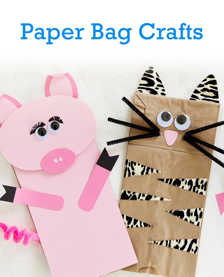 42 best kid friendly craft ideas images on pinterest for Brown paper bag crafts for toddlers