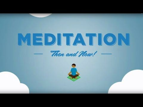Meditation - Then and Now by The Art of Living | #meditation #whatiseditation #howtomeditate | http://www.artofliving.org/in-en/meditation