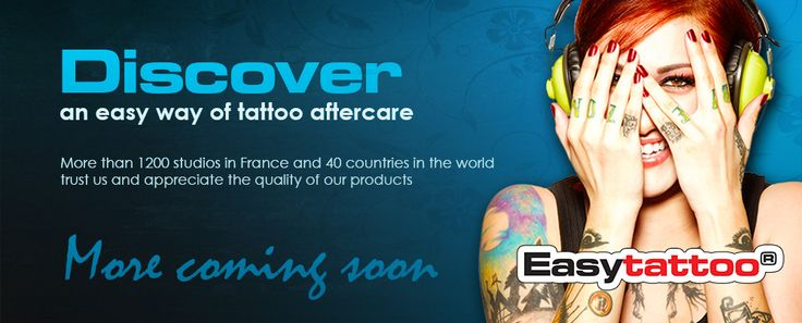 Easytattoo.co.uk - UK online shop.  Discover an easy way of tattoo aftercare! We are an authorized UK distributor of popular, quality brands such as ----------------------------------- Easypiercing® and Easytattoo®, leaders in healing products, and EasytattooPRO® and Easycleaning®, products for your studio.   (Like it?  Pin it)