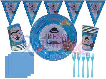 Prens Doğum Günü Parti Seti