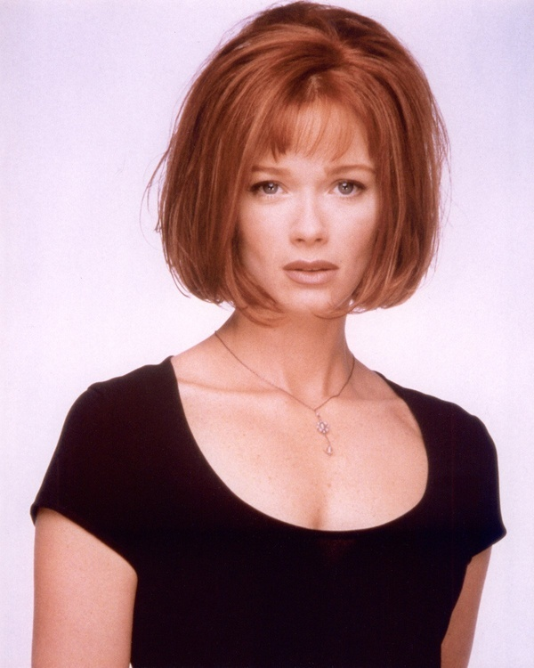 Director Jenny Shepard  NCIS Lauren Holly