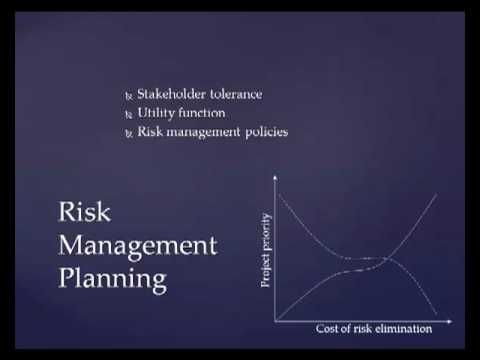 PMP - Risk Management Planning