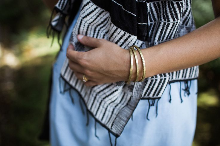 Sole Sister Bangles. Be reminded how your purchase empowered a woman in Uganda to pursue her dreams! #bangles