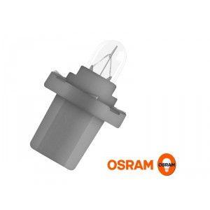 CONFEZIONE 10 OSRAM ATTACCO PVC 24V-1,2W SENZA ALETTE