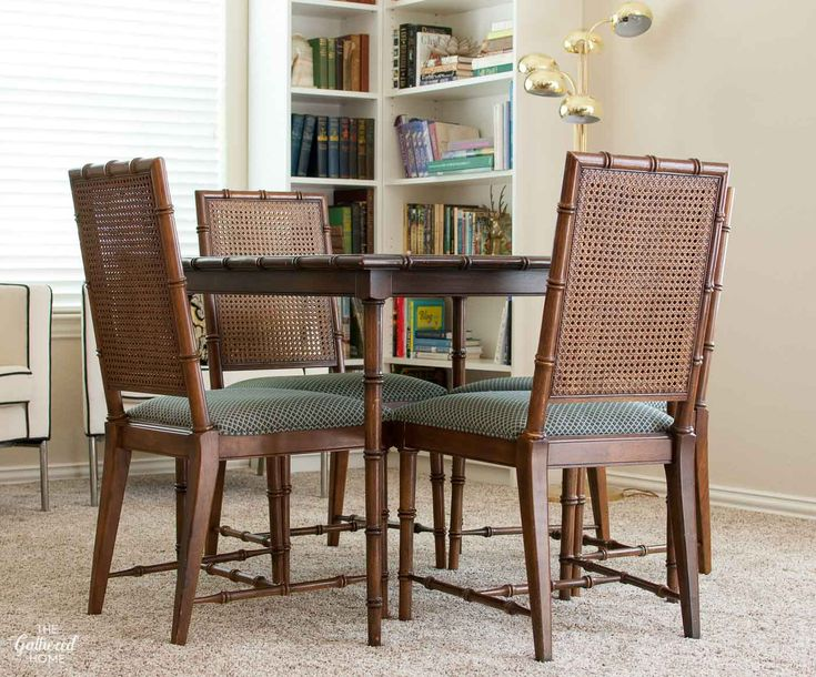 How to Fix a Sagging Dining Chair Seat | Cheap dining room ...