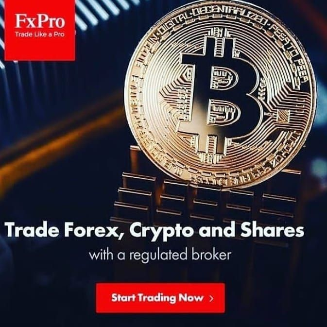 invest in shares or cryptocurrency