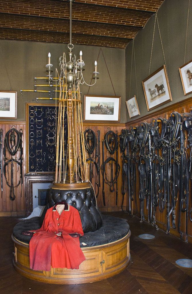 Tack Room - Chateau Chaumont (5 158) | by Malcolm Bull