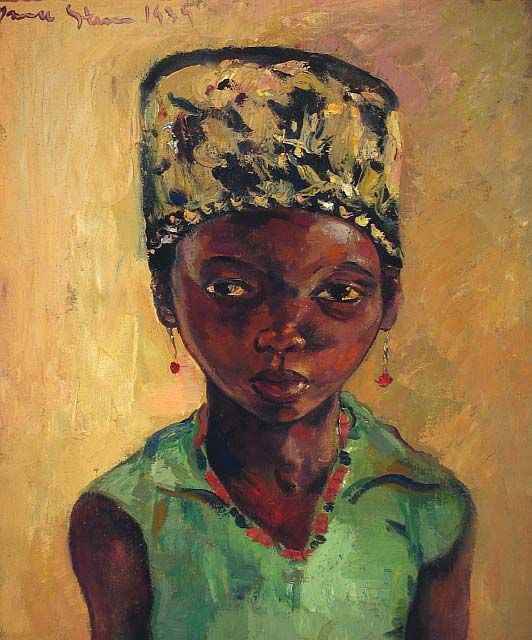 Irma Stern 1939  South African Painter