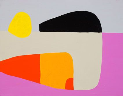 © Stephen Ormandy ~ The Sun Heads Home ~ 2009 oil on canvas at Tim Olsen Gallery Sydney Australia