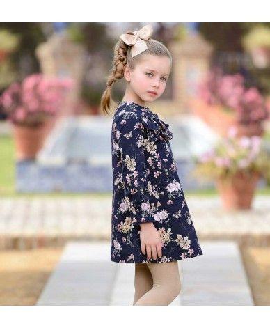 a297d8ed6 Vestido para niñas de 6 hasta 10 años. Con un diseño muy bonito y elegante