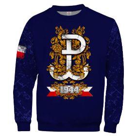 POLSKA POWSTANIE WARSZAWSKIE Bluza Patriotyczna