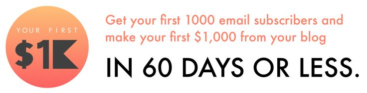 How to Double Your Email List (In 30 Days or Less) — FEMTREPRENEUR