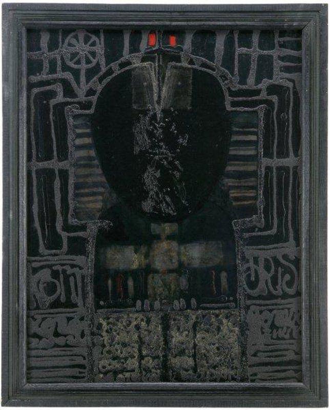 Henryk Musiałowicz - Galeria - Malarstwo - Cykl MatkaZiemia