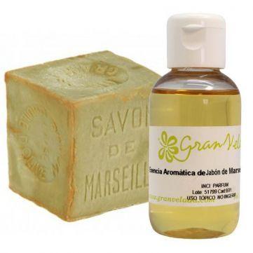 Esencia aromática de Jabón de Marsella
