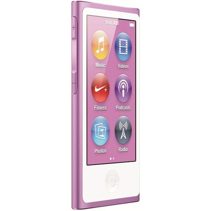 iPod nano 16GB, Lila