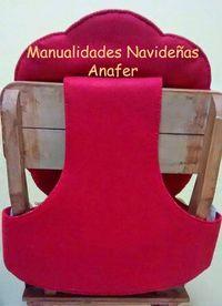 cubre sillas con moldes - Buscar con Google