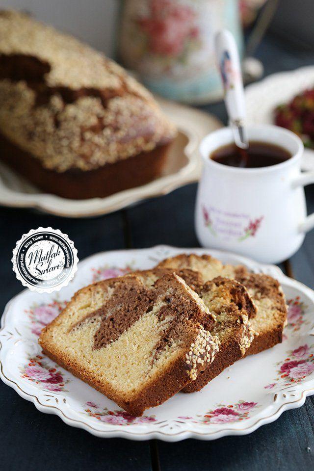 Tahinli Kek (Tahinli & Kakaolu) Tarifi | Mutfak Sırları