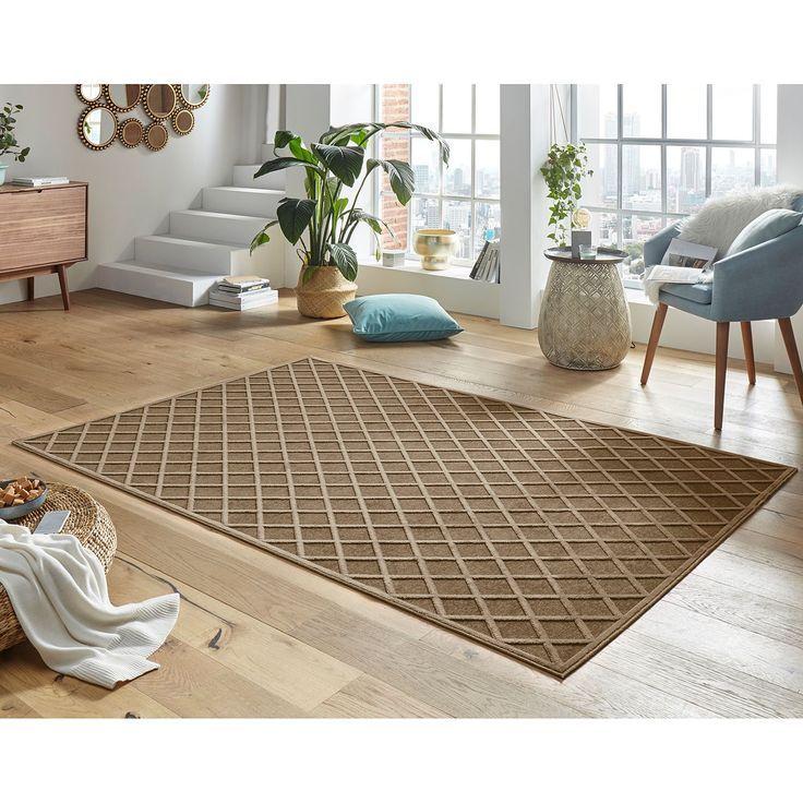 Kurzflorteppich Danton Kurzflor Teppiche Teppich Teppich Flur