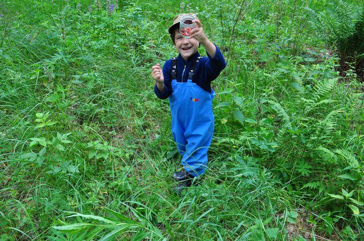Непромокаемый голубой полукомбинезон ТИМ для детей http://timkid.ru/goods/Polukombinezon-TIM-Goluboj
