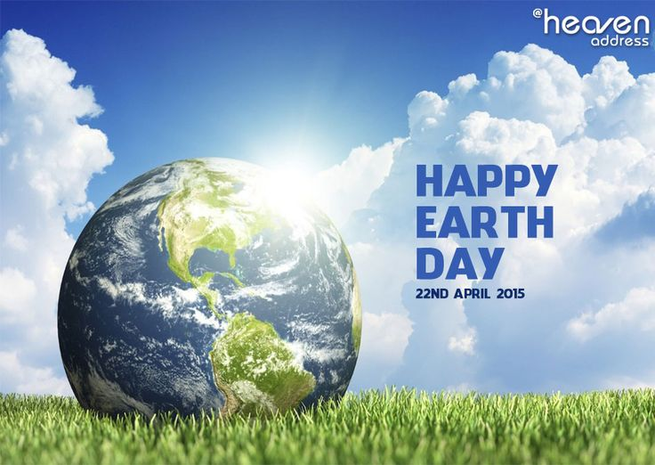 We do not inherit the Earth from our ancestors, we borrow it from our children. Go green this Earth Day #gogreen #earthday2015 #keepearthclean