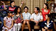 The Family Law: Benjamin Law's 'comedy about divorce' screens on SBS