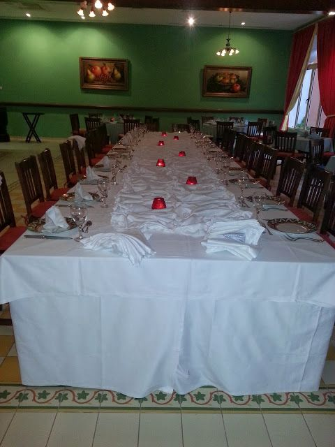 Semi Private Dinner on Restaurant - Weddings Majestic Resorts Punta Cana - Picasa Web Albums