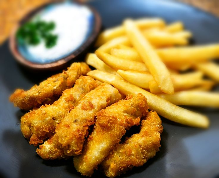 FOODY : Finger Fish #Lunch #Dinner #Activity - The Pirates Bay Nusa Dua Bali l Indonesia