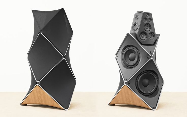 These Are the Most Beautiful $80K Speakers You've Ever Seen | Credit: Bang & Olufsen | From Wired.com