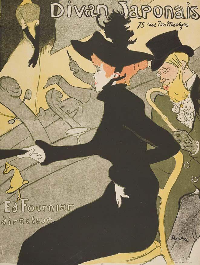 Henri de Toulouse-Lautrec (1864–1901)