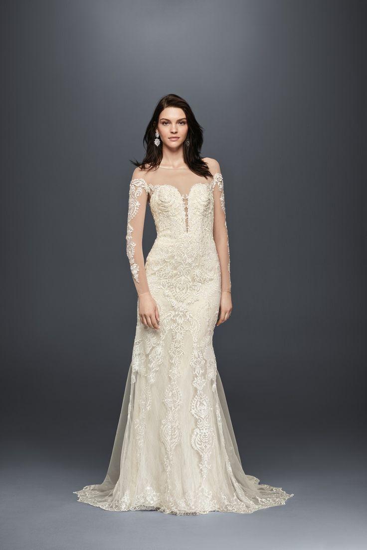 283 best Glamorous Wedding images on Pinterest | Davids bridal ...