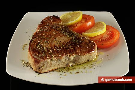 How to Cook Grilled Tuna Stakes | Dietary Cookery | Genius cook - Healthy Nutrition, Tasty Food, Simple Recipes