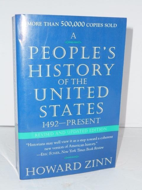 A People's History of the United States by Howard Zinn (1995, Paperback, Revised